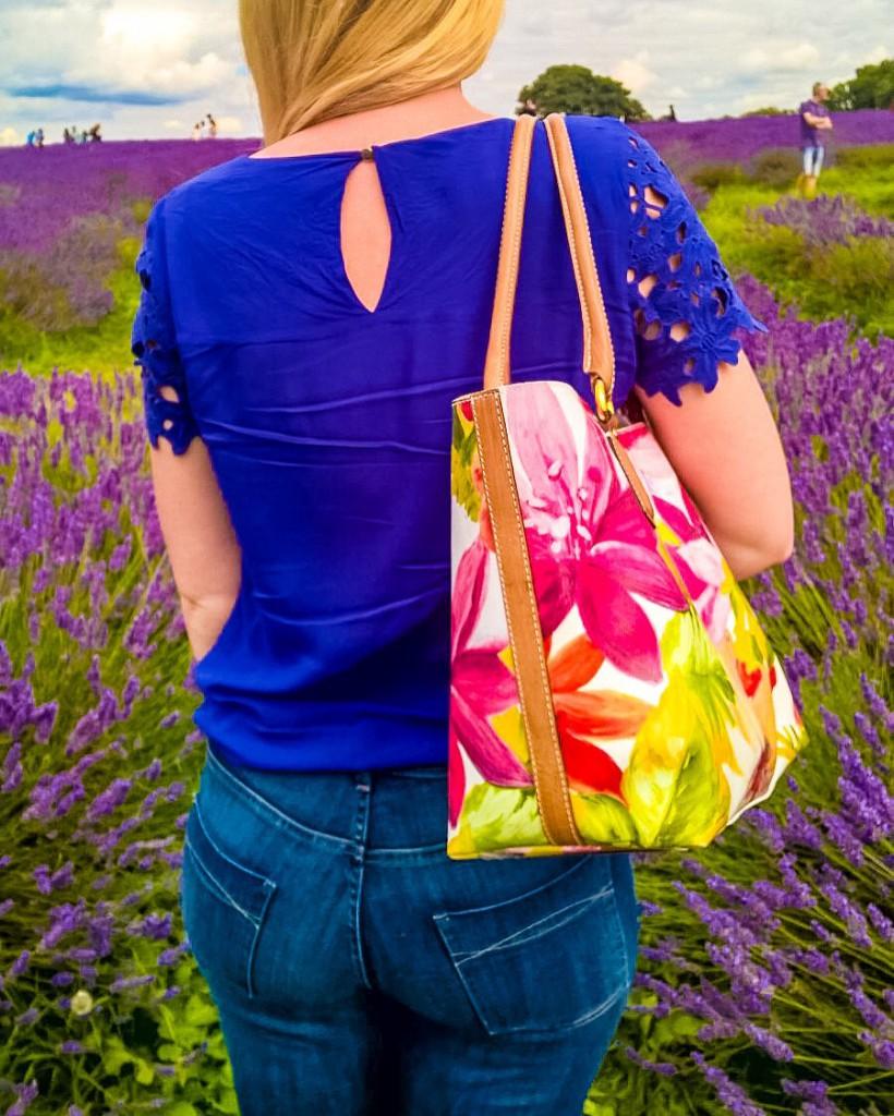 Fabulous Florals: Franchetti Bond SS16