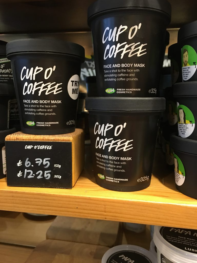 Cup O' Coffee from Lush