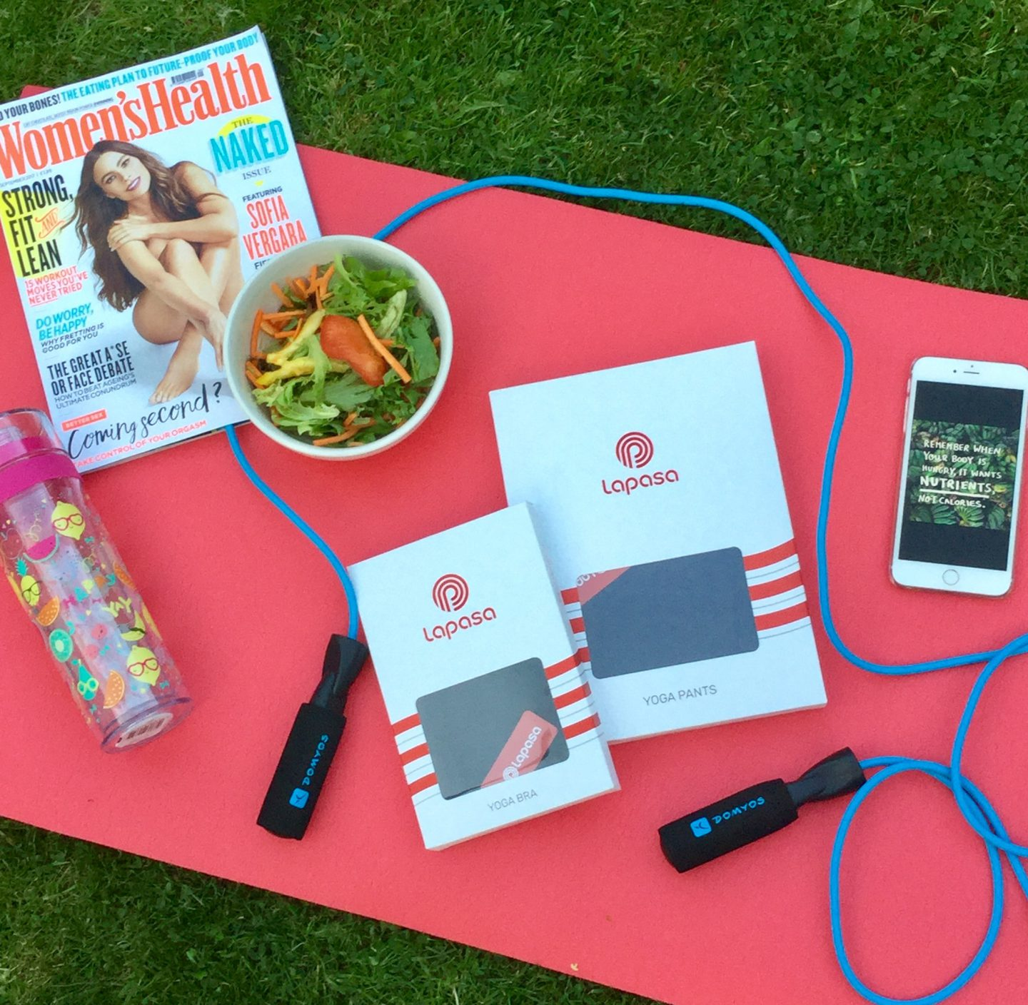 My Fitness Journey with Lapasa: A Review
