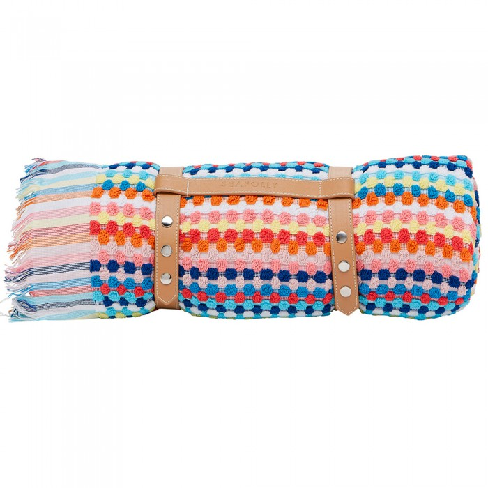 Seafolly rainbow beach blanket towel