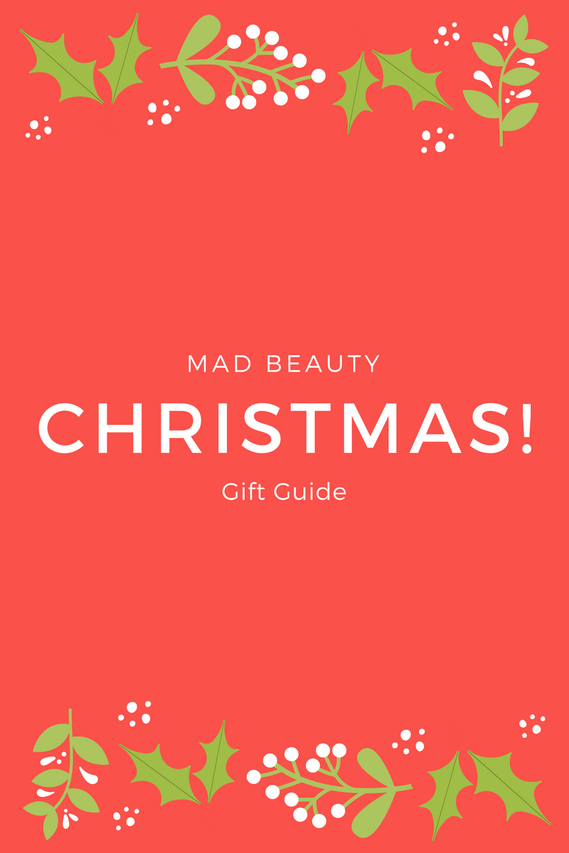 MAD BEAUTY: Christmas Gift Guide