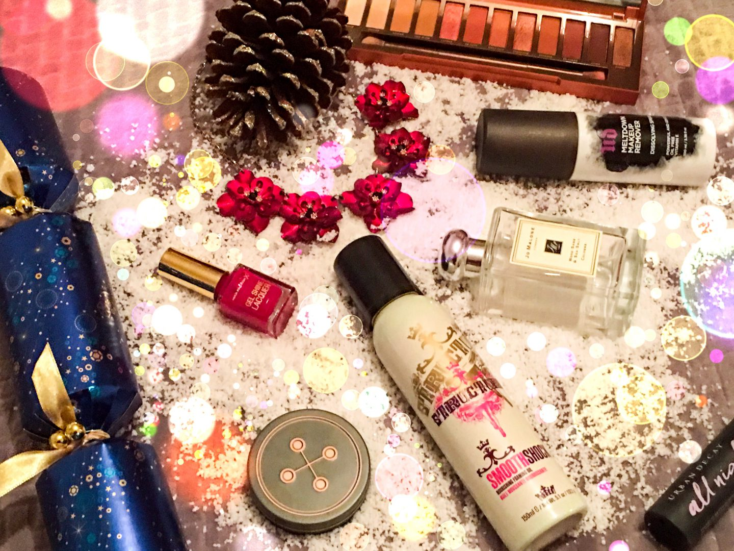 Christmas Beauty Essentials
