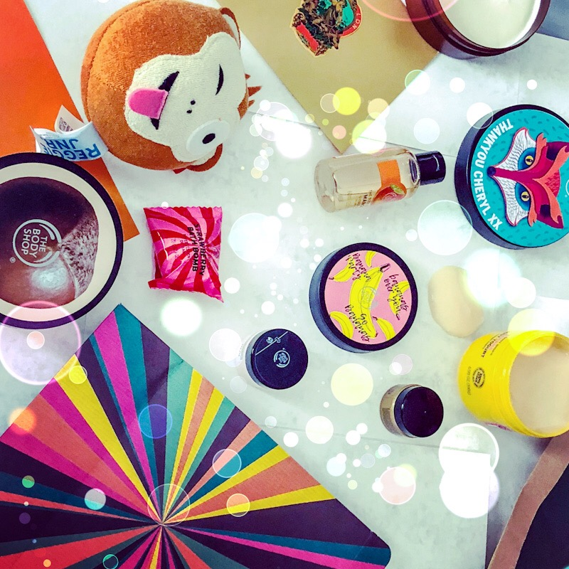 The Body Shop: Christmas Preview